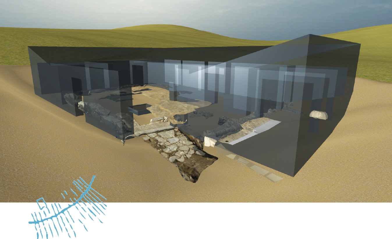 Modeling the Tincu House: A New 3D Model from Roman Gabii