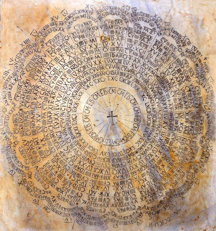 Ravenna Calendar _ Graffito