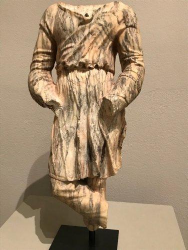 "The 1st c. CE ""captive barbarian"" at the Museum of Fine Arts (Boston, MA)"